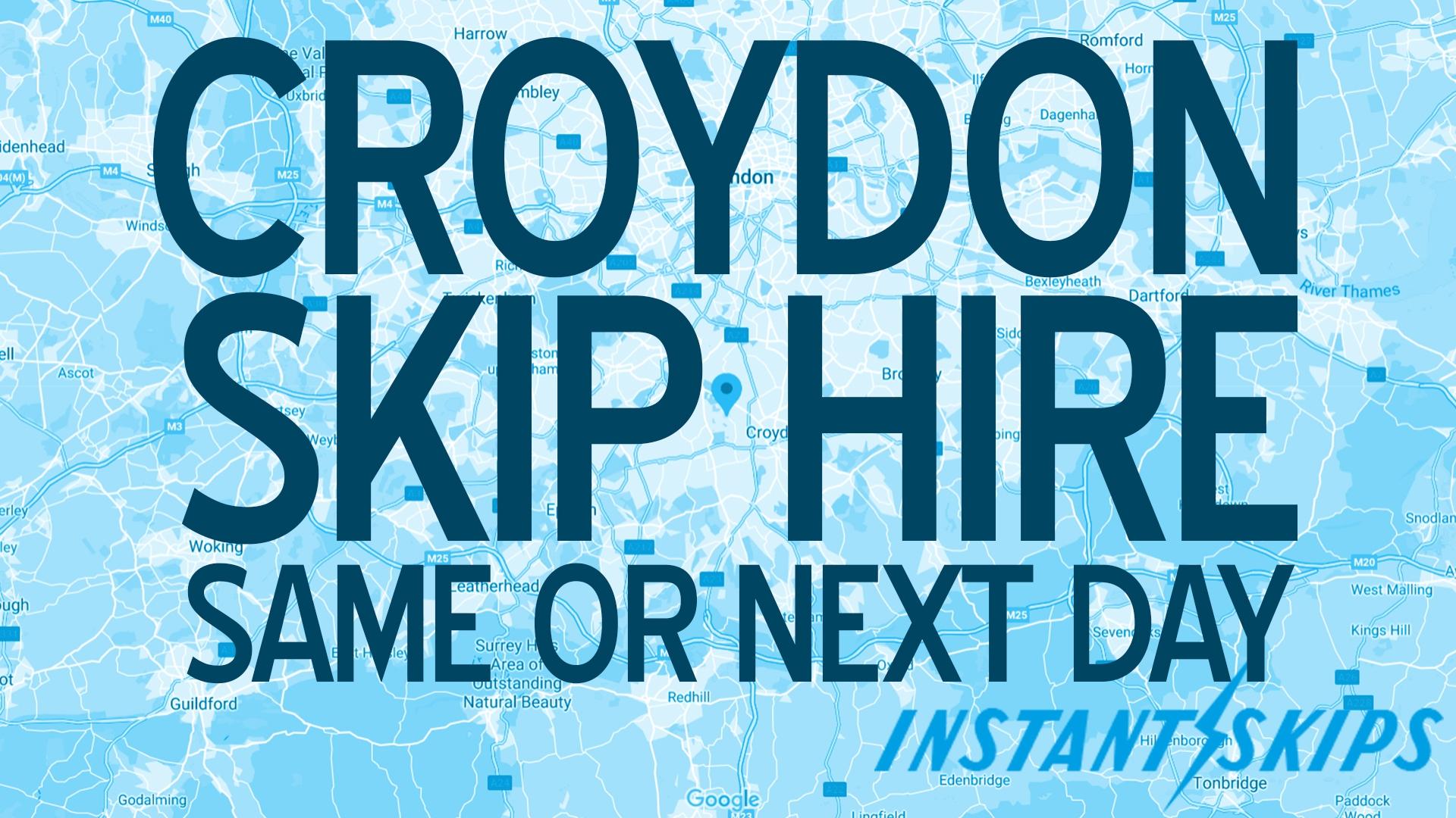 CROYDON SKIP HIRE