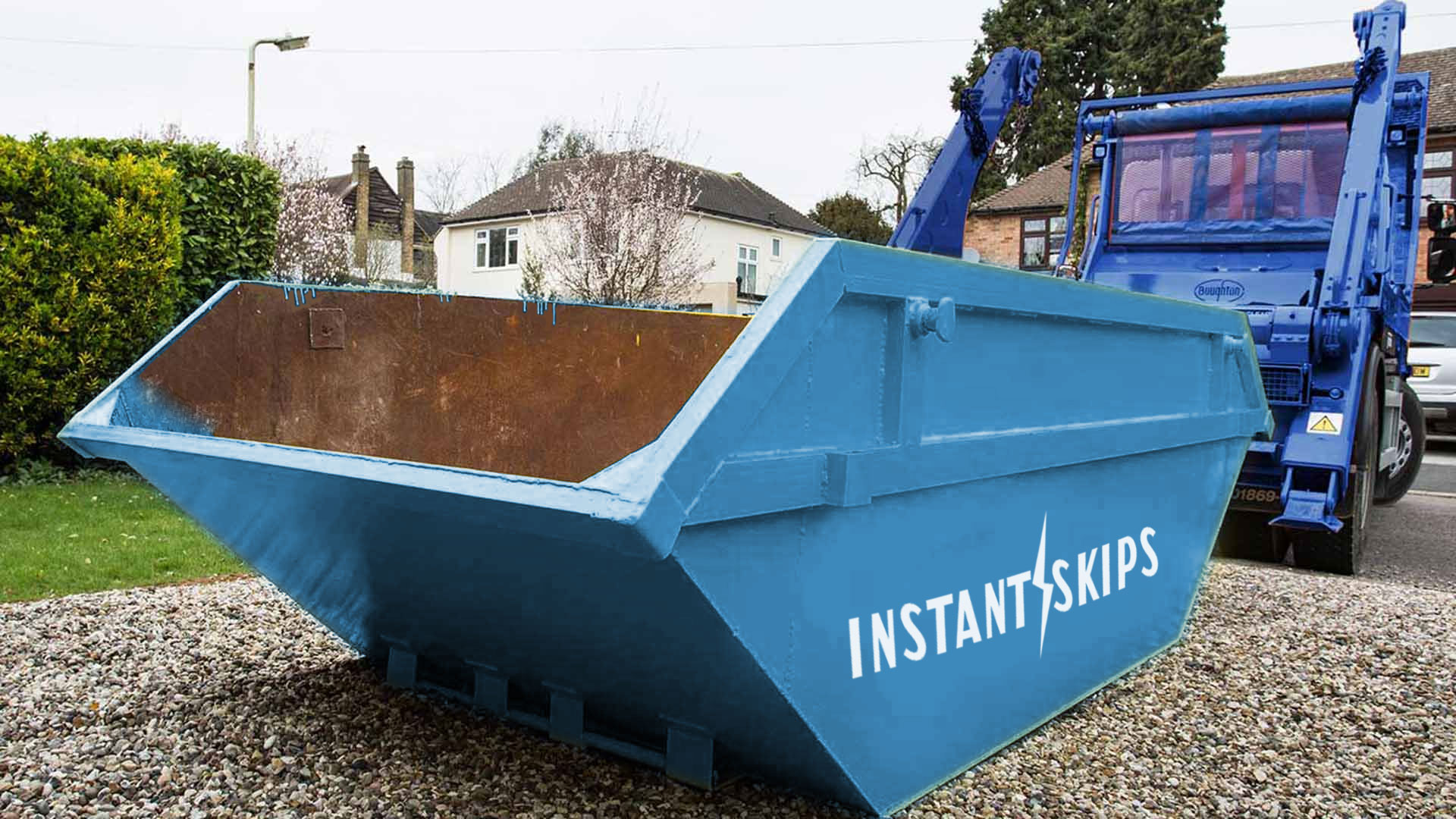 instant skip hire in bromley